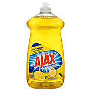 Ajax Super Degreaser Lemon Scent Dish Soap