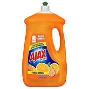 Ajax Triple Action Orange Scent Dish Soap