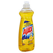 Ajax Ultra Super Degreaser Lemon Dish Soap