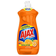 Ajax Ultra Triple Action Orange Scent Dish Soap