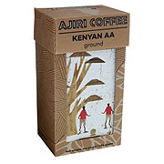 Ajiri Coffee Kenyan AA Ground Coffee