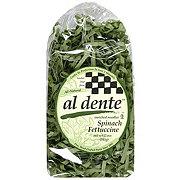 Al Dente Fettuccine Noodles, Spinach