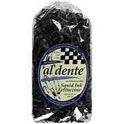 Al Dente Squid Ink Fettuccine