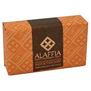 Alaffia Sandlewood Ylang Ylang Shea Butter Soap