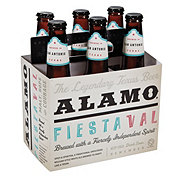 Alamo Beer Company Fiestaval Seasonal  Beer 12 oz  Bottles