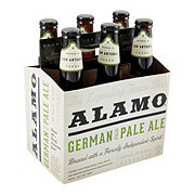 Alamo Beer Company German Pale Ale  Beer 12 oz  Bottles