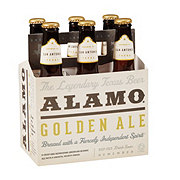 Alamo Beer Company Golden Ale  Beer 12 oz  Bottles