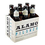 Alamo Beer Company Pilsner  Beer 12 oz  Bottles