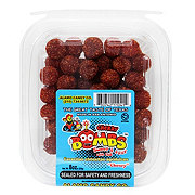 Alamo Candy Cherry Bombs Tub