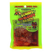 Alamo Candy Gummy Worms Bloody Bears