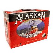 Alaskan Amber Alt Style Ale Beer 12 oz  Cans