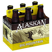 Alaskan Big Mountain Pale Ale Beer 12 oz  Bottles