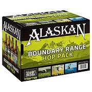 Alaskan Boundary Range Hop Pack Beer 12 oz  Bottles