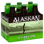 Alaskan Icy Bay India Pale Ale  Beer 12 oz  Bottles
