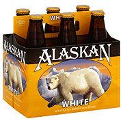 Alaskan White Wheat Ale  Beer 12 oz  Bottles
