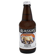 Alaskan White Wheat Ale Bottle