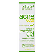 Alba Botanica AcneDote Maximum Strength Invisible Treatment Gel