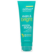 Alba Botanica Advanced Sea Algae Enzyme Facial Scrub