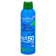 Alba Botanica Cool Sport Spray SPF 50