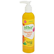 Alba Botanica Hawaiian Coconut Milk Facial Wash