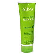 Alba Botanica Very Emollient Alba Coconut Lime Moisturizing Shave Cream