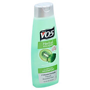 Alberto VO5 Herbal Escapes Kiwi Lime Squeeze Clarifying Shampoo