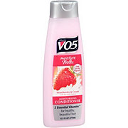 Alberto VO5 Moisture Milks Strawberries & Cream Conditioner