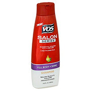 Alberto VO5 Salon Series Full Body + Shine Shampoo
