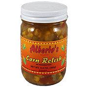 Albertos Corn Relish