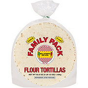 Albuquerque Tortilla Family Pack Flour Tortillas