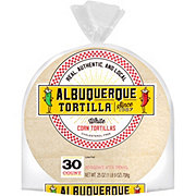 Albuquerque Tortilla White Corn Tortillas