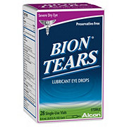 Alcon Bion Tears  Lubricant Eye Drops