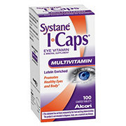 Alcon I Caps Eye Vitamin and Mineral Supplement Multivitamin Coated Tablets