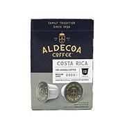 Aldecoa Costa Rica Medium Roast Single Serve Coffee K Cups