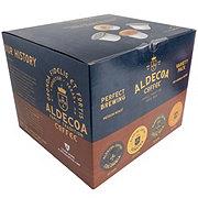Aldecoa Variety Pack Single Serve Coffee K Cups