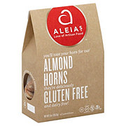 Aleias Almond Horns