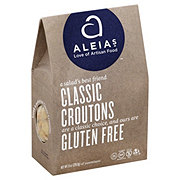 Aleias Croutons Gluten Free Classic