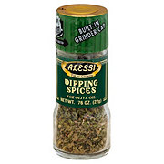 Alessi Tip N' Grind Dipping Spices For Olive Oil