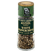 Alessi Tip N' Grind Whole White Peppercorns