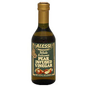 Alessi White Balsamic Pear Infused Vinegar