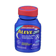 Aleve PM Caplets with Easy Open Cap