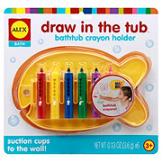 Alex Bathtub Crayon Holder