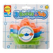 Alex Boats In the Tub Bath Toy