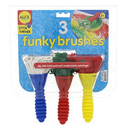 Alex Little Hands Funky Brushes