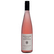 Alexander Valley Vineyards Sangiovese Rose