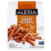 Alexia Crinkle Cut Sweet Potato Fries with Sea Salt & Pepper