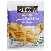 Alexia Oven Crinkle Classic Fries