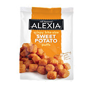 Alexia Sweet Potato Crispy Bite-Sized Puffs