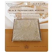 Alexian Black Peppercorn Mousse