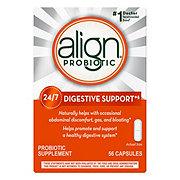 Align Probiotic Capsules 24/7 Digestive Support